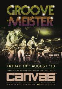 Groovemeister August image