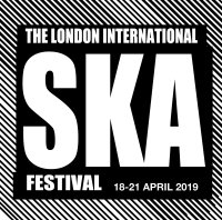 London Intl Ska Festival 2019 wristband ticket image
