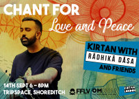 Chant for Love & Peace image