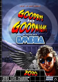 GOODBYE and GOODNIGHT: An Evening With OMEGA - Glasgow image