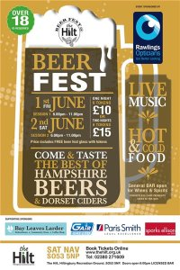 Beerfest @ The Hilt image