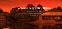 Conscious Songwriting Retreat May 2019 image
