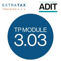 Transfer Pricing - Online ADIT Training Course for June 2021 image