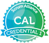 CAL1 -  Certified Agile Leadership image