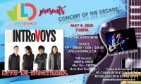 INTRoVOYS   MONTREAL   CONCERT OF THE DECADE image