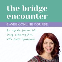 The Bridge Encounter - an organic journey into loving communication image