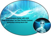 Starts at 5:30PT Teleconference w/Ashli: DNA Activation for Star Family Contact Week 1 image