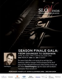 SEASON FINALE GALA: FROM GRAINGER TO GERSHWIN image