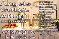 Angels Gods and Altars 2019 image