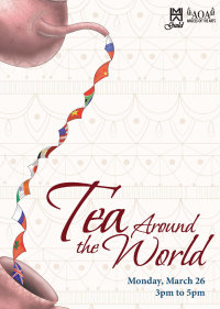 Tea Around the World image