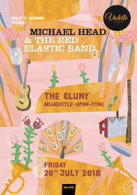 MICHAEL HEAD & THE RED ELASTIC BAND - NEWCASTLE image