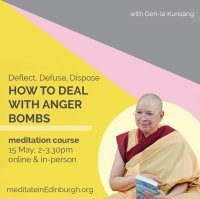 Deflect, Defuse, Dispose - How to deal with anger bombs image