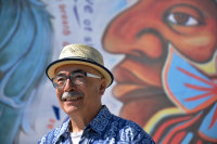 The Cultural Joy of Crossed Borders: An Evening with Poet Laureate Juan Felipe Herrera image