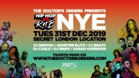 Hip-Hop vs RnB - New Year's Eve image