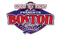 GOOD FIGHT: Boston Open image