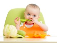 Happy Baby: Making Nutritious Baby Food image