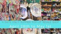 Summer Pop-Up ReSale Shop image