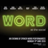 WORD at the social - An Evening of Spoken Word Performances image
