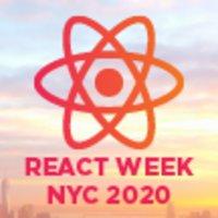React Week '20 image