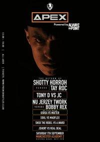 Apex | Shotty Horroh vs Tay Roc image