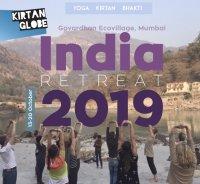 Kirtan Globe India Retreat 2019 image