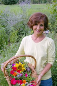 Herbs and Edible Flowers plus Tips for Carefree Gardening and Landscapes image
