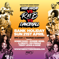 Hip-Hop vs RnB vs Dancehall - Easter Sunday Special image