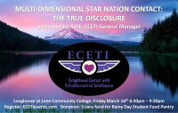 2018 ECETI Experience Multi-Dimensional Star Nation Contact -  Eugene, OR image