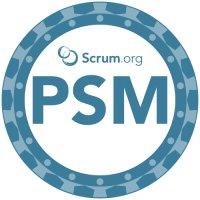 Scrum.org Professional Scrum Master image