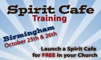Spirit Cafe Training image