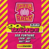 Ministry of Sound 'Throw Back' 90's dance! image