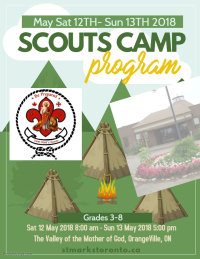 2018 - St. Mark's Scouts - Camp image