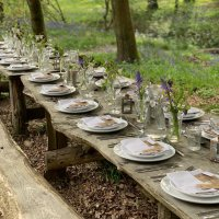Woodland Art & Food Retreat image