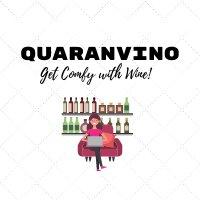 Quaranvino - Get Comfy with Wine image