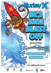 Hurley BL's Bali Blast Off presented by The Perfect Wave image