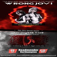 WRONG JOVI & YOU OUGHTA KNOW-Alanis Morissette Tribute image