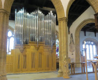 West Dorset Organ Safari image