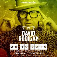 DAVID RODIGAN-SUPPORT BY INSPIRATION FM image