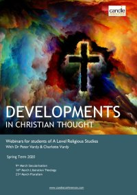 Developments in Christian Thought Webinar Series image