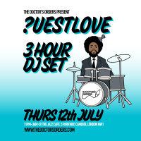 Questlove (3 Hour DJ Set) image