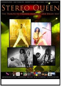 Freddie Mercury Featuring Brian May on Guitar - Kingshurst image