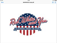 Red, White and You Gala - An Evening Under the Stars image