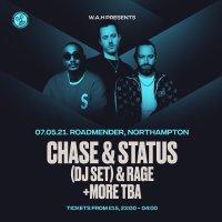 CHASE & STATUS (DJ SET) & RAGE image