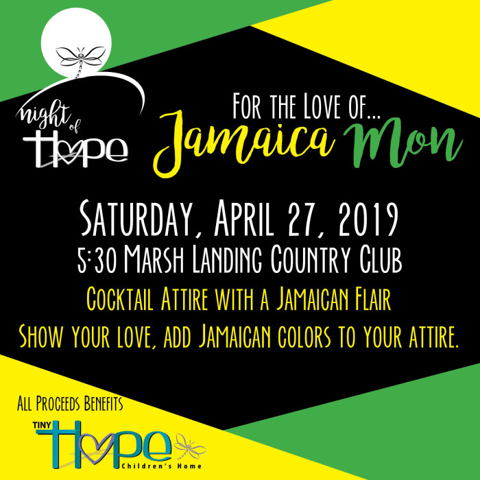 Buy tickets for Night of Hope for the Love of    Jamaica Mon