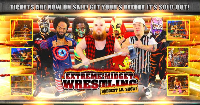 extremes midget wrestling omaha