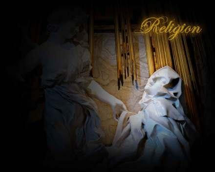 Bernini's Ecstasy of Santa Teresa