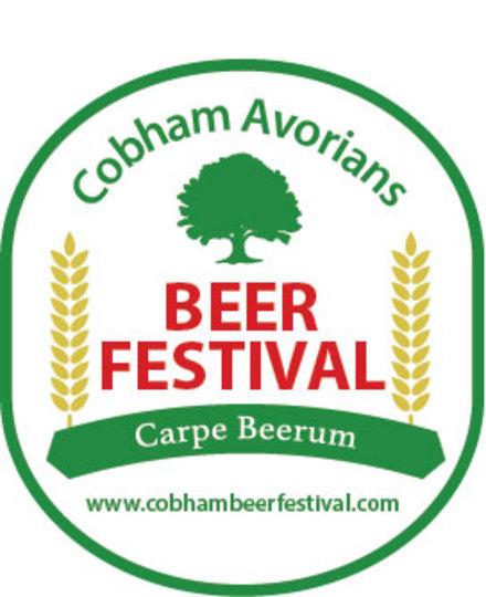 Cobham Avorians Beer Festival 2019