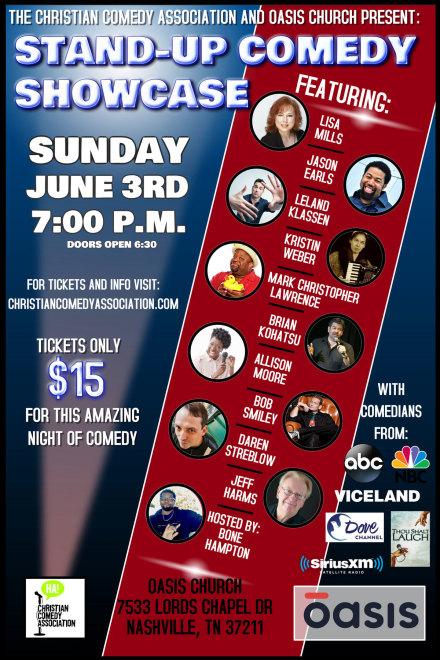 CCA Sunday Night Showcase