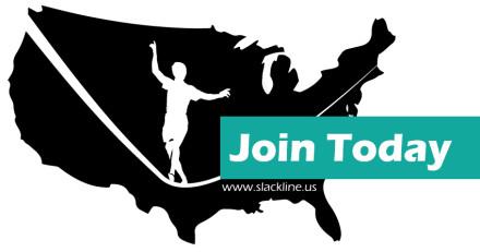 Slackline U.S. Membership