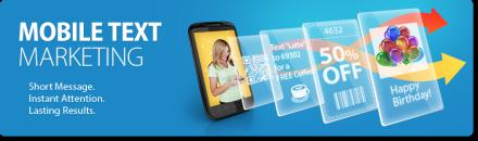 Mobile text classroom course